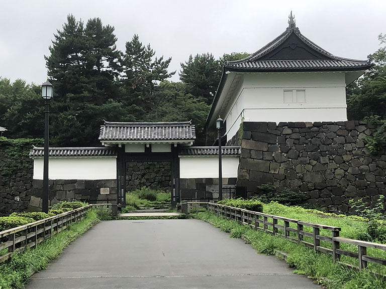 Former Edo Castle/Shimizumon Gate